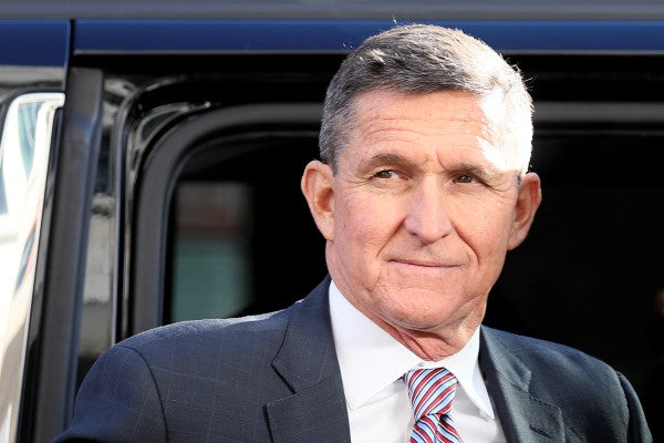 Trump says he could bring back fired ex-national security adviser Michael Flynn