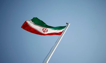 Iranians hit one of their own warships with a missile, killing 19 sailors