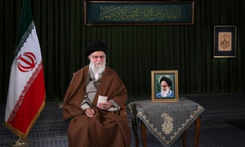 Iran Supreme Leader says Americans will be expelled from Iraq and Syria