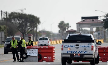 FBI identifies slain suspect in NAS Corpus Christi shooting