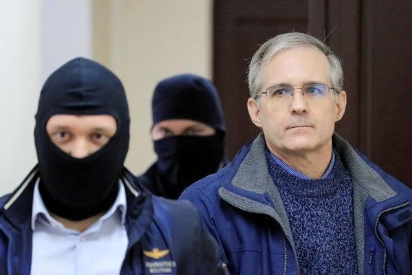Russia sentences Marine vet accused of espionage to 16 years in prison