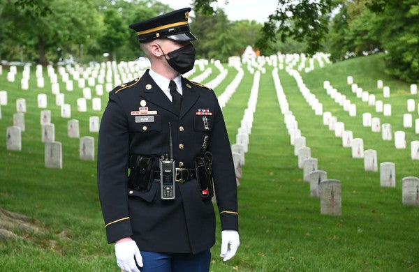 US marks hushed Memorial Day holiday as COVID-19 deaths near 100,000