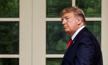 Amid protests, Trump says he will designate Antifa as terrorist organization