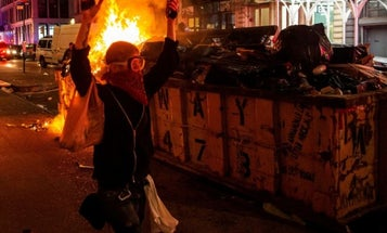 Trump, attorney general to meet as US cities smolder amid protests