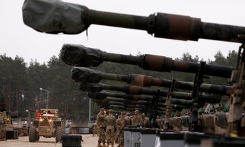 The US is sending 1,000 troops to Poland to establish a permanent military base
