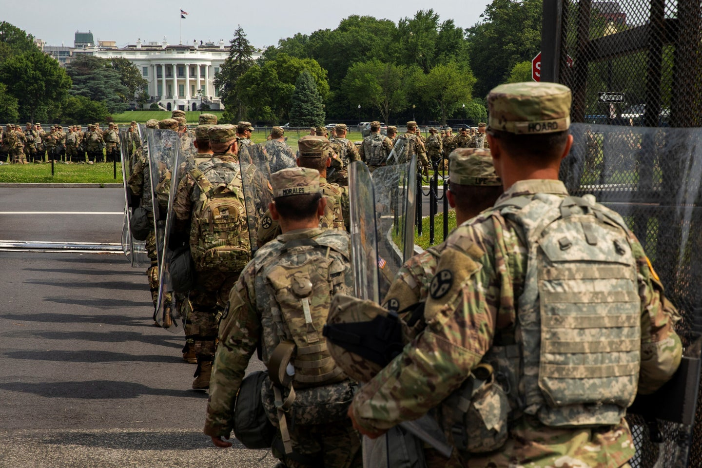 Trump is just itching to declare martial law