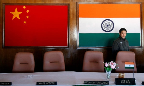Here's what a war between nuclear-armed China and India might look like
