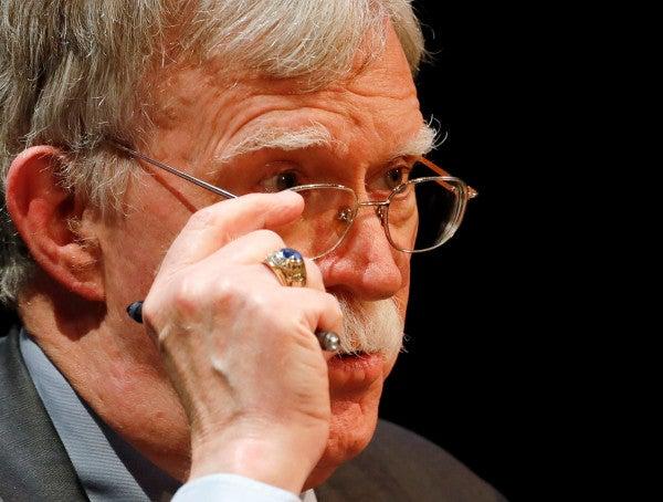 Judge denies Trump administration request to block Bolton's book