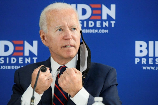 Dozens of former GOP national security officials are about to back Biden for president