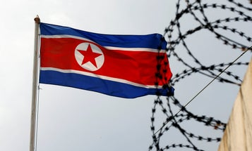 Satellite photos suggest North Korea may be preparing launch of submarine missile