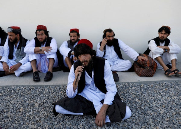 Fight and talk: Why the Taliban keep fighting through endless rounds of ceasefires