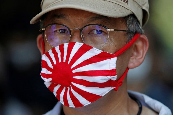 In East Asia, scars of WWII still raw 75 years after V-J day