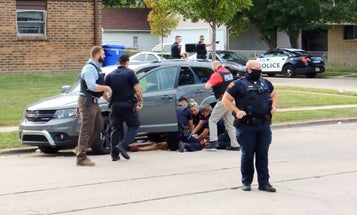 Wisconsin calls out National Guard after unrest over police shooting of Black man
