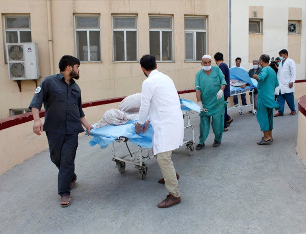12 killed in Taliban truck bomb, other attacks across Afghanistan