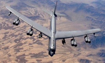 Why the Air Force's aging fleet of Cold War bombers is the US's best hope against China