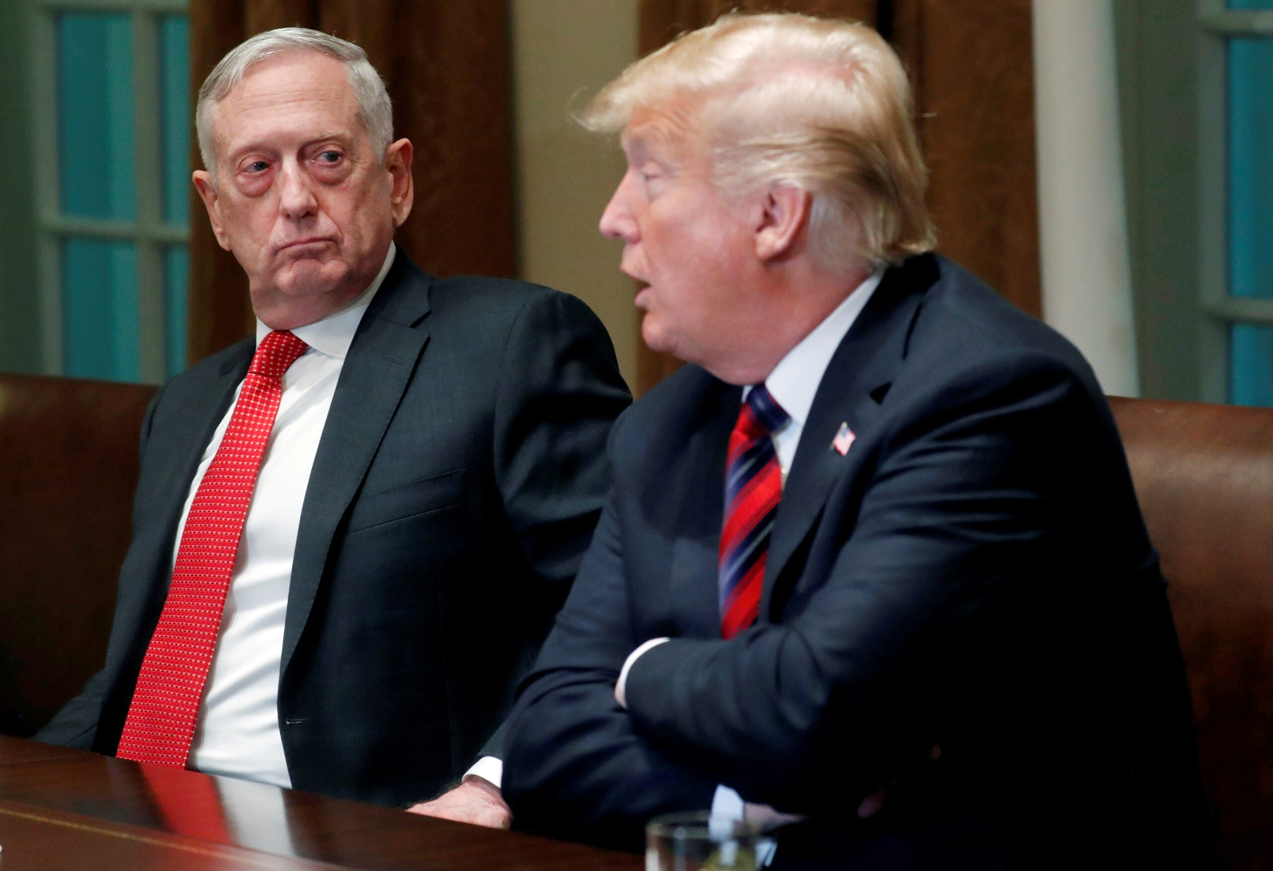How Trump fell out of love with his generals — and why the feeling is mutual