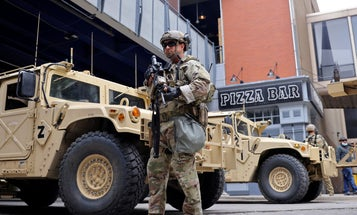 After summer of protests, National Guard puts troops on standby in run-up to elections