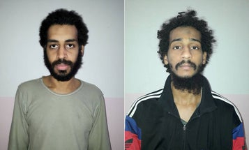 They're accused of beheading American hostages for ISIS. Now they're coming to the US to face justice