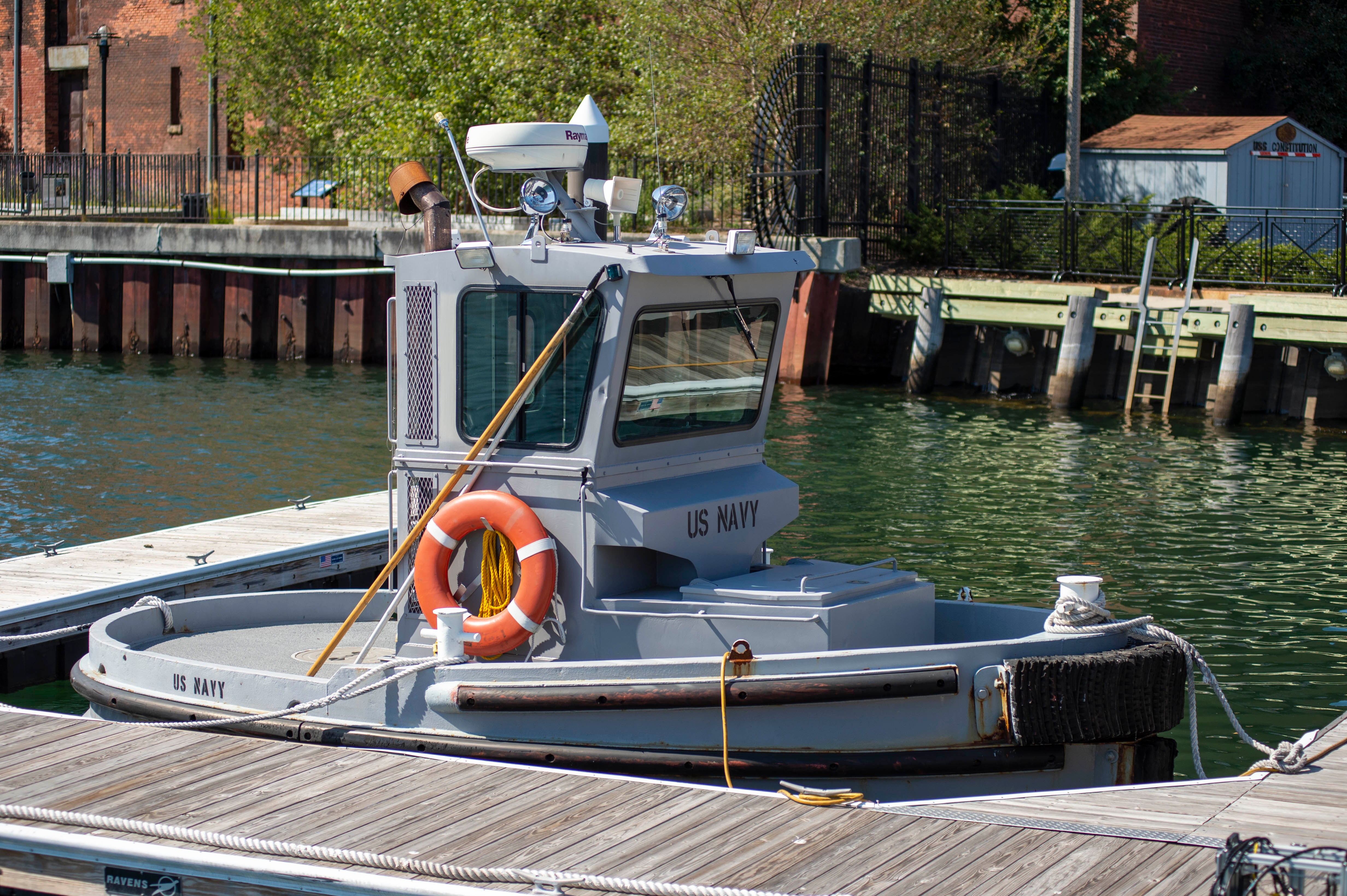 Meet the Navy's most adorable boat: the Boomin' Beaver