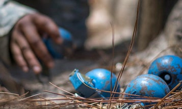 Toxins from hand grenades and explosives have poisoned the drinking water near Fort Jackson