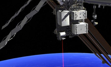 The French military wants to develop satellites armed with lasers and submachine guns