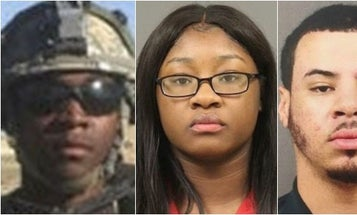 Soldier pleads guilty to killing Army sergeant in bizarre Fort Stewart love triangle