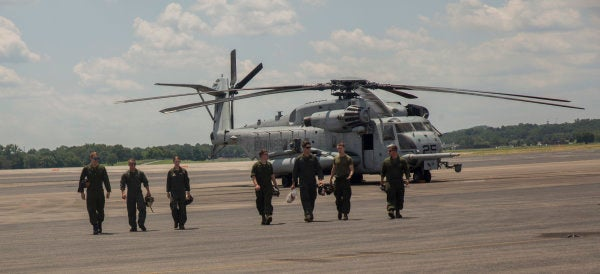 Here's why the Marine Corps is losing experienced pilots — and what it can do to fix it