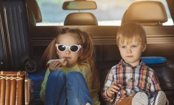 6 Road trip travel hacks for kids