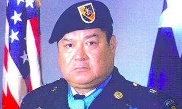 Texas veterans want to rename Fort Hood after a Vietnam War hero and legendary badass