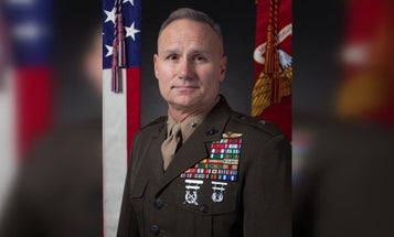 Marine general gets the lightest of slaps on the wrist for his toxic and abusive leadership