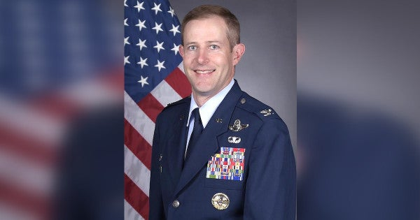 Air Force Academy colonel relieved over drunk driving charge