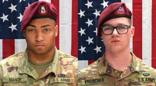 'They answered our nation's call' — Fort Bragg paratroopers killed in Afghanistan remembered as selfless, courageous