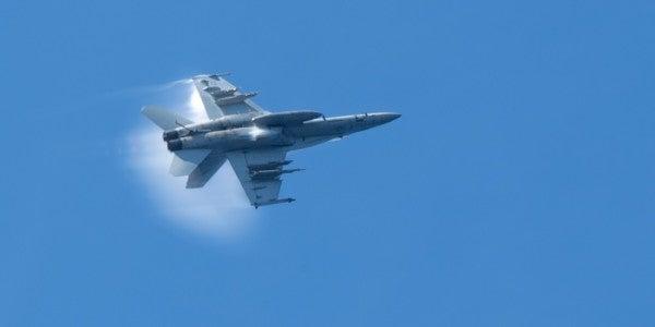 Navy pilot killed in F/A-18E Super Hornet crash in California