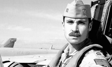 Navy identifies F/A-18E Super Hornet pilot killed in California crash