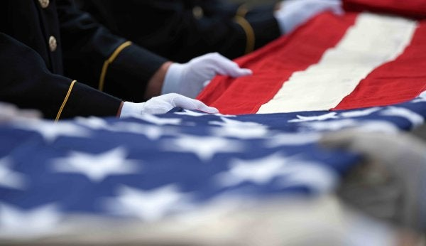 US service member dies in non-combat incident in Syria