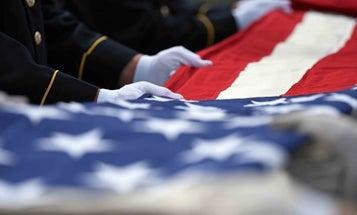 US service member dies in non-combat incident in Syria