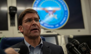 Free from the INF Treaty, Esper says he wants to deploy new missiles to Asia 'sooner rather than later'