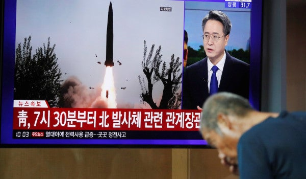 North Korea claims it tested 'new-type tactical guided missiles' in its fourth missile launch in 2 weeks