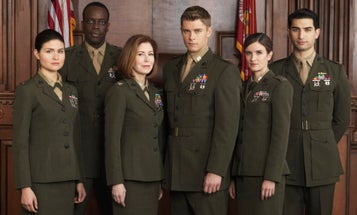 How Hollywood hubris turned 'The Code' into the worst military TV series in recent memory