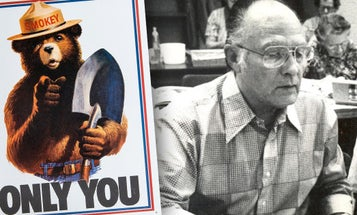 Meet the Army veteran behind the iconic 'Smokey Bear' campaign