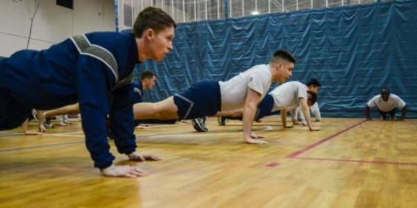 Stressed out about passing your PT test? The Air Force has got you covered.
