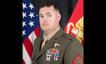 Pentagon identifies Marine Raider killed in Iraq