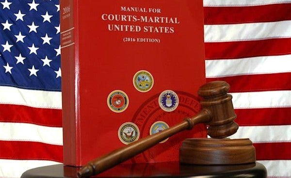 A new legal opinion says military retirees can't be court-martialed