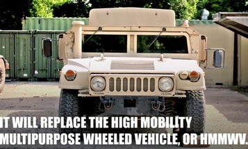 The Marine Corps's new JLTV is officially ready for a fight