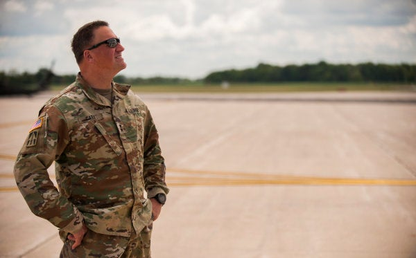 Top Indiana Guard general resigns after being accused of having an affair with a subordinate