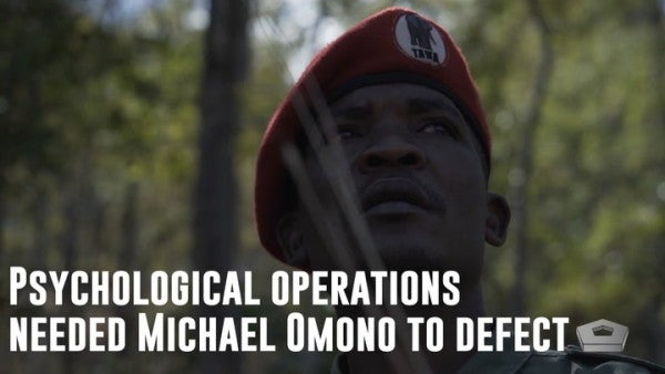 How Army PsyOps ended the reign of Joseph Kony in Africa
