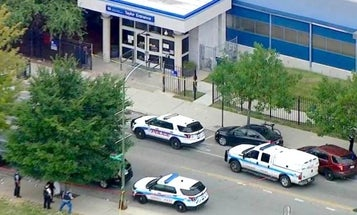 'We avoided tragedy' — No injuries reported after gunman opens fire at Chicago VA hospital