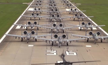 The A-10 Warthog will keep on BRRRTing in the free world for at least another decade