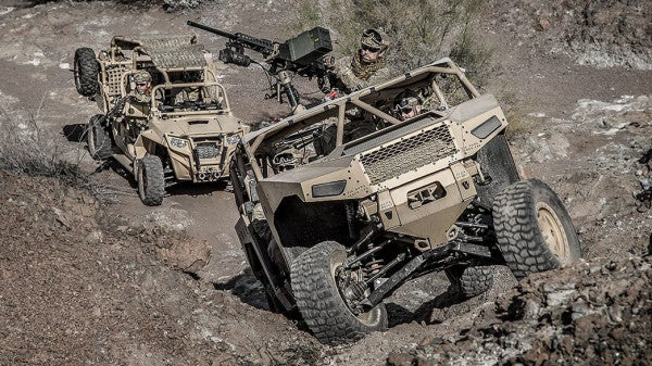 The Army's next infantry assault buggy might be a classic 'G.I. Joe' battlewagon
