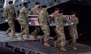 The family of a Green Beret killed in the Niger attack will receive the Silver Star on Wednesday